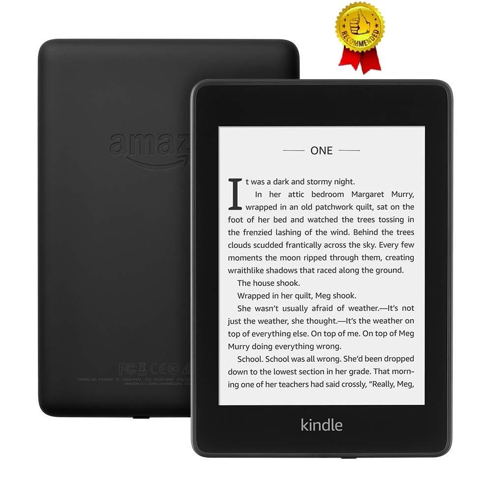 Máy Đọc Sách Kindle Paperwhite Gen 10 - 2019 - Khả năng CHỐNG THẤM NƯỚC cao ,siêu gọn nhẹ - vô cùng tiện lợi khi mang theo - Hàng chính hãng