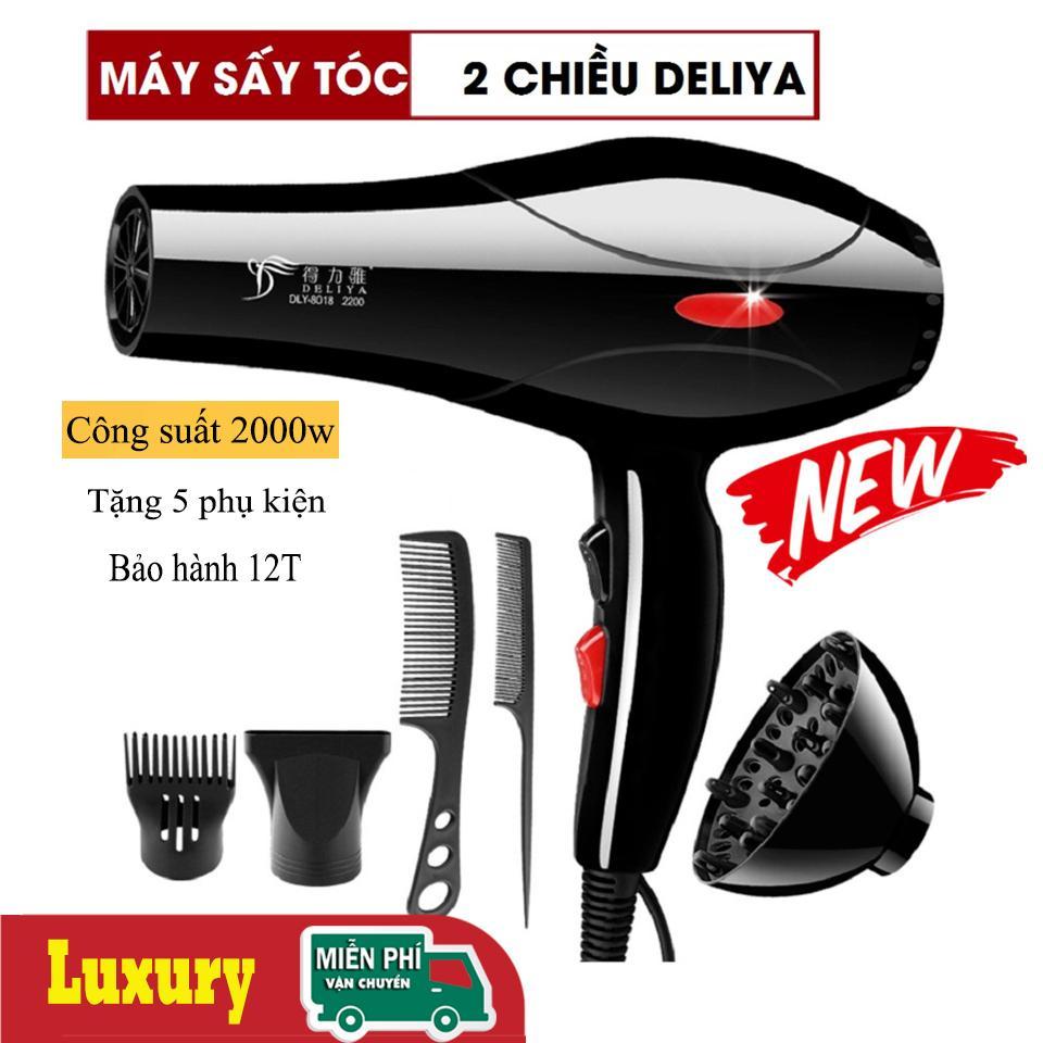 Máy sấy tóc,Máy Sấy Công Suất Lớn, Máy sấy tóc mini Bán máy xấy DELIYA 2000W SB82, máy sấy lô tóc - Máy sấy công xuất lớn, chất lượng cao, hàng cao cấp nhập khẩu được bán bởi luxurymall