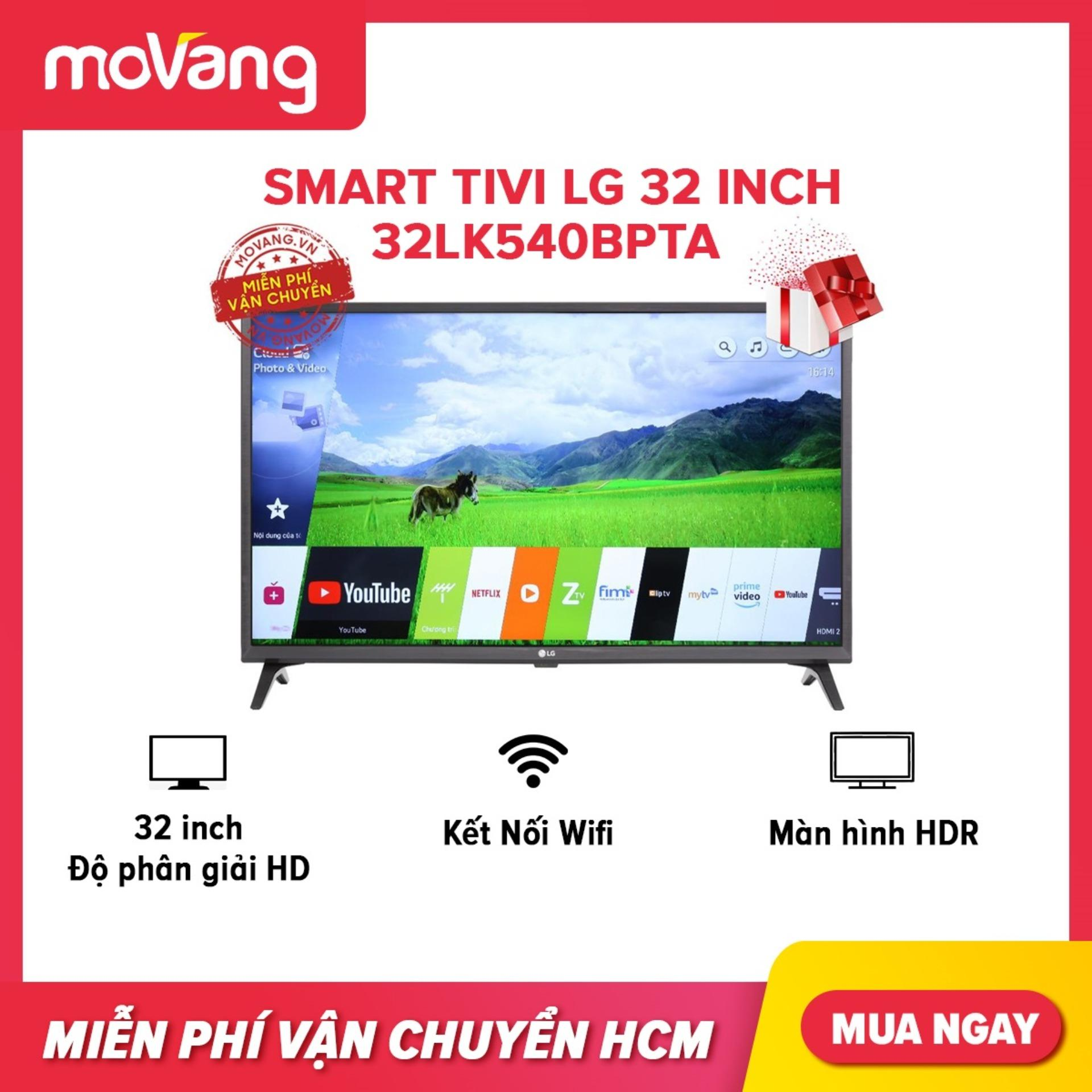 Smart Tivi LG 32 inch 32LK540BPTA