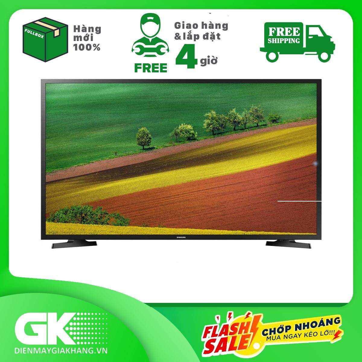 Smart Tivi Samsung HD 32 inch UA32N4300, Công nghệ hình ảnh Micro Dimming Pro, Hệ điều hành Tizen OS - Bảo hành 24 tháng