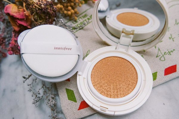 Phấn nước Innisfree Long Wear Cushion