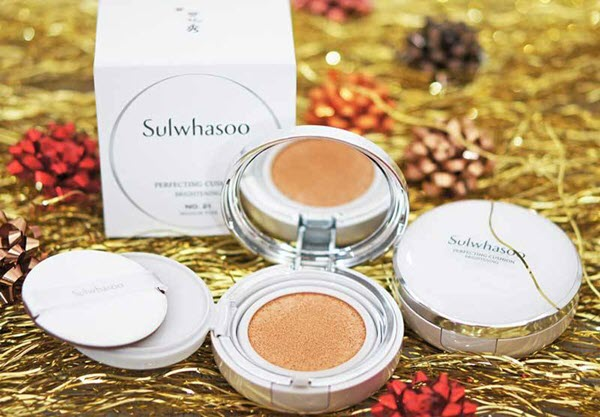 Phấn nước Sulwhasoo Perfecting Cushion