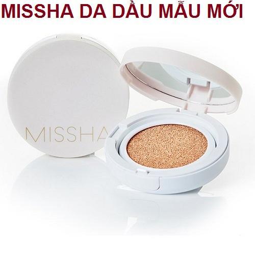 Phấn nước Missha M Magic Cushion SPF50+/PA+++-23 Màu tự nhiên