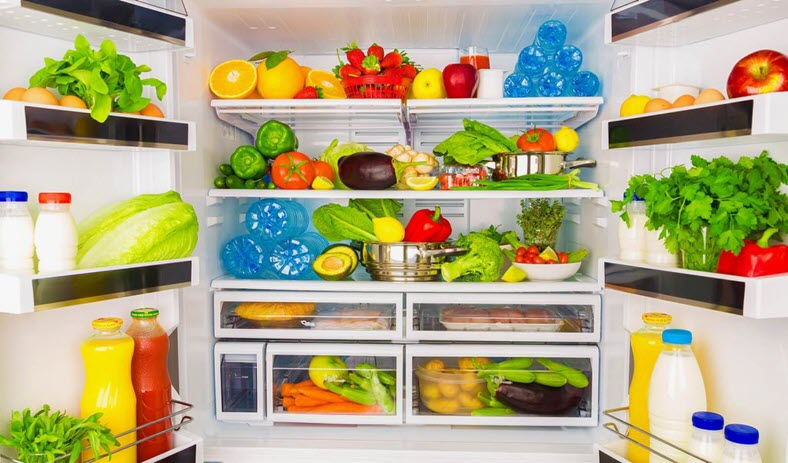 Bí quyết bảo quản rau củ an toàn, mà vẫn tươi mới cả tuần trong tủ lạnh