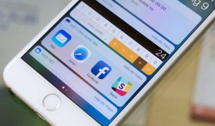 4 Cách giải quyết lỗi bị thoát ứng dụng trên iPhone đột ngột
