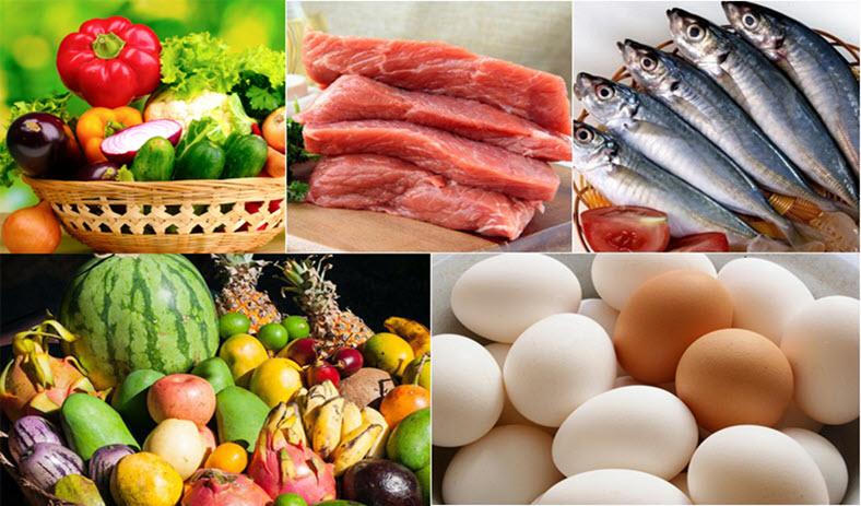 Tổng hợp các cách lựa chọn thực phẩm tươi ngon, an toàn cho gia đình