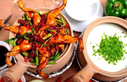 Hướng dẫn cách làm món cháo ếch Singapore thơm ngon tại nhà