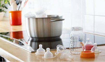 Kinh nghiệm vệ sinh máy hút sữa đúng cách khi mới mua và sau sử dụng