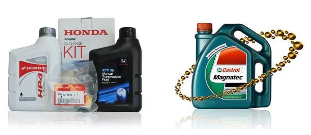 Thay dầu ô tô loại nào tốt?