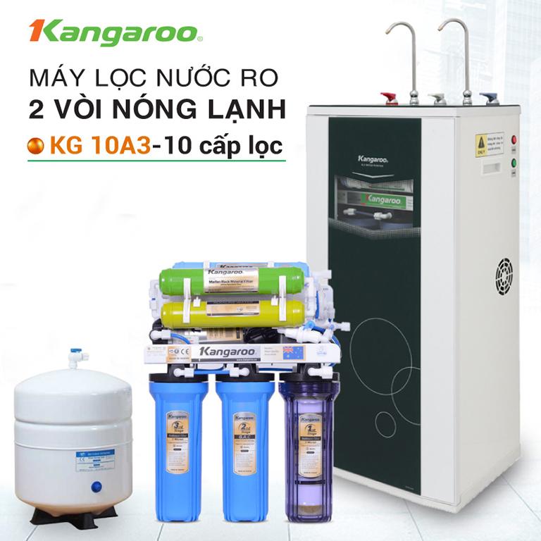 các loại máy lọc nước