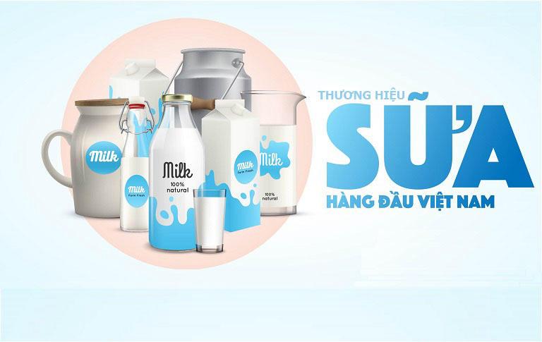 sữa Việt Nam loại nào tốt