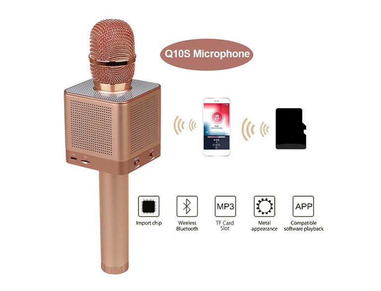 nên mua micro karaoke bluetooth loại nào